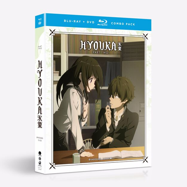 The Complete Series - Part Two - BD/DVD Combo