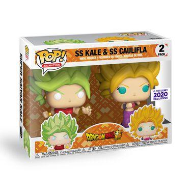 Funko Pop - Kale & Caulifla 2pk