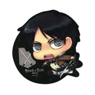 ATTACK ON TITAN - SD EREN MOUSE PAD