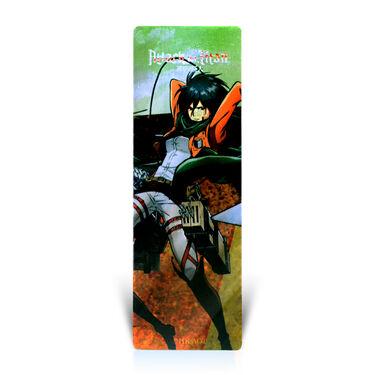 Scout Regiment Mikasa Bookmark