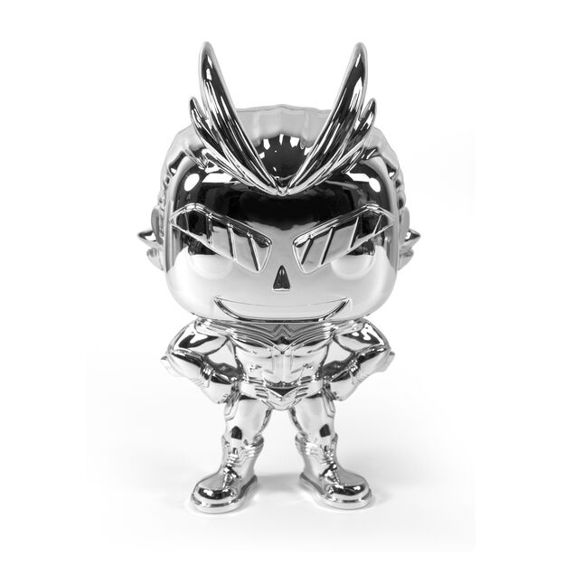Funko Pop – All Might (Silver Chrome)