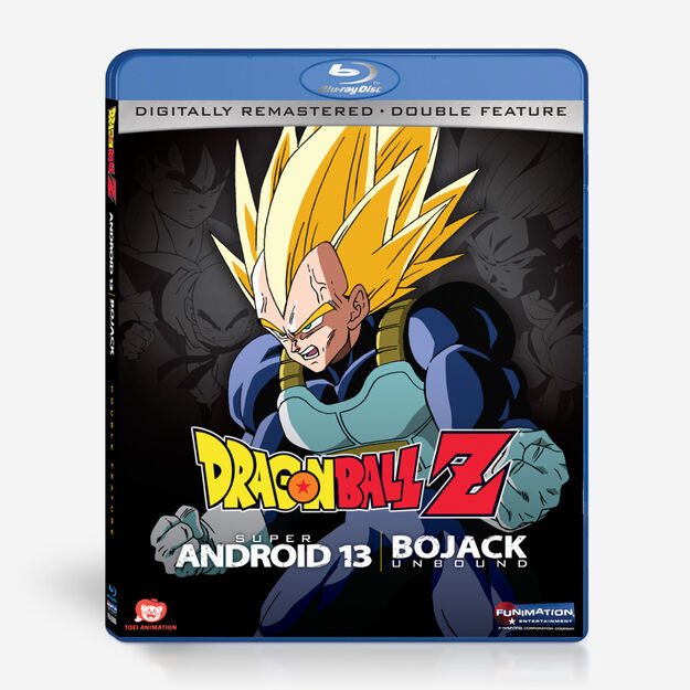 Double Feature - Super Android 13/Bojack Unbound