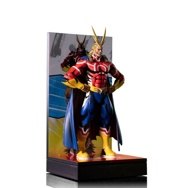 All Might: Silver Age Figure (Exclusive Edition)