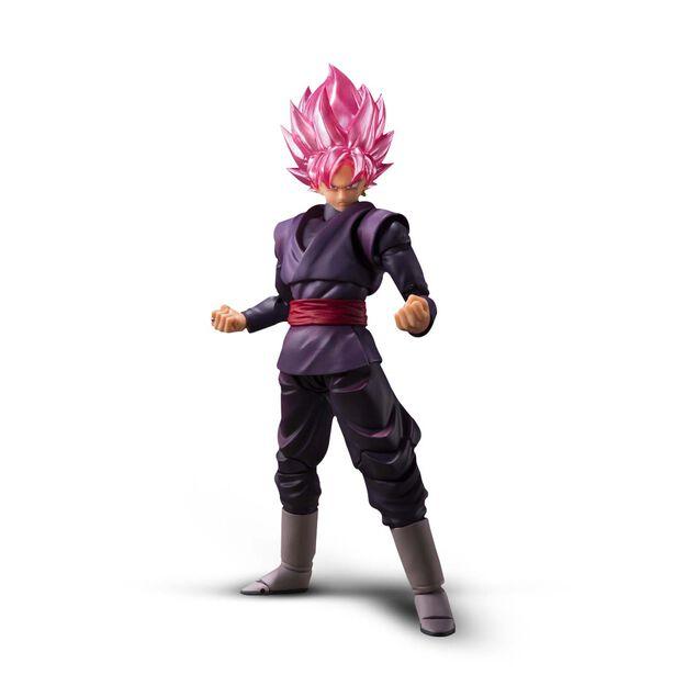 Goku Black Super Saiyan Rose S.H. Figuarts Figure