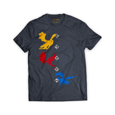 Triple Dragon T-shirt