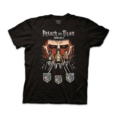 In The Shadows Adult T-Shirt