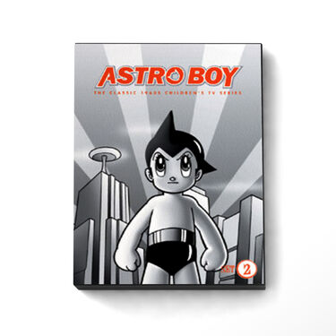 Astro Boy Mini Collection 2