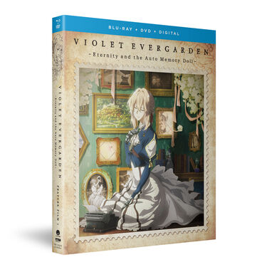 Violet Evergarden - I: Eternity and the Auto Memory Doll - Movie