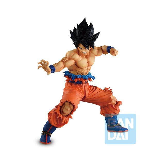 Goku and Frieza Ichibansho Figure Set