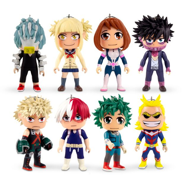 Titan Hero Ornament 8-Pack