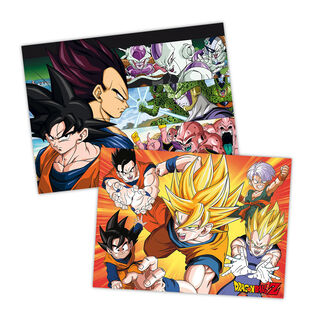 DRAGON BALL Z - Fight for Survival Poster Set