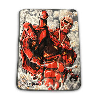 Colossal Titan Throw Blanket