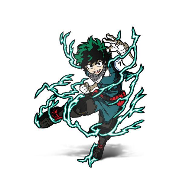 Izuku Midoriya (#559) FiGPiN