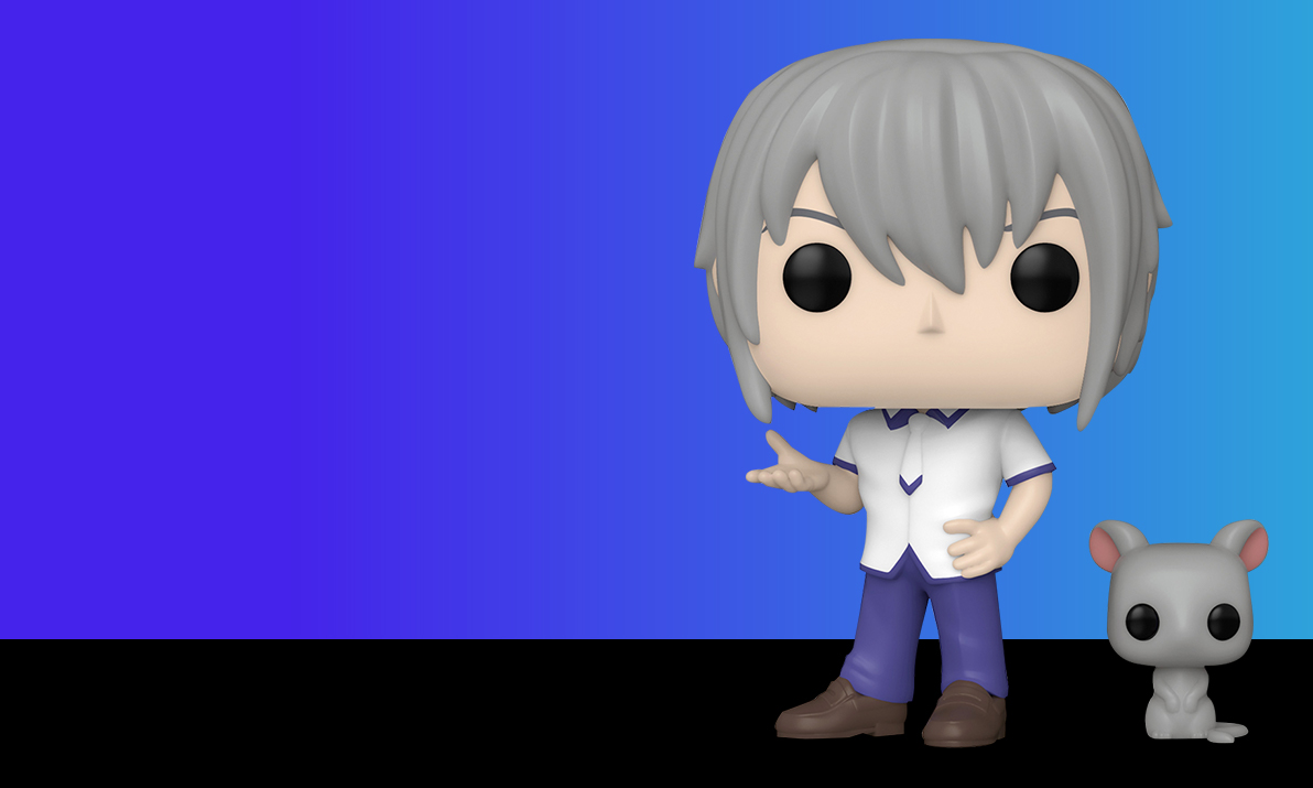 Say Yes to Yuki. A Funko Pop! fit for a prince.
