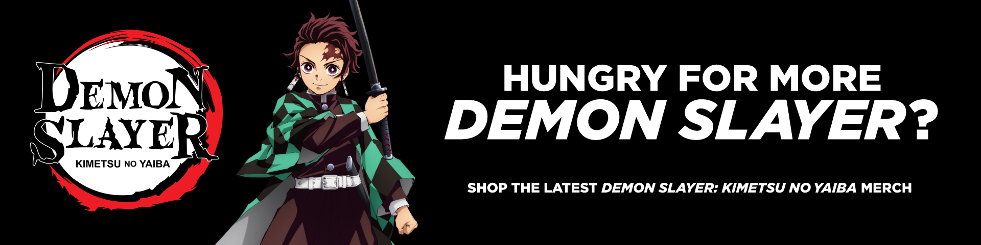 Hungry For More Demon Slayer? Shop the Latest Demon Slayer: Kimetsu No Yaiba Merch