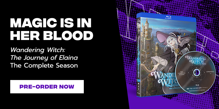 Magic Is In Her Blood - Wandering Witch: The Journey of Elaina - The Complete Season